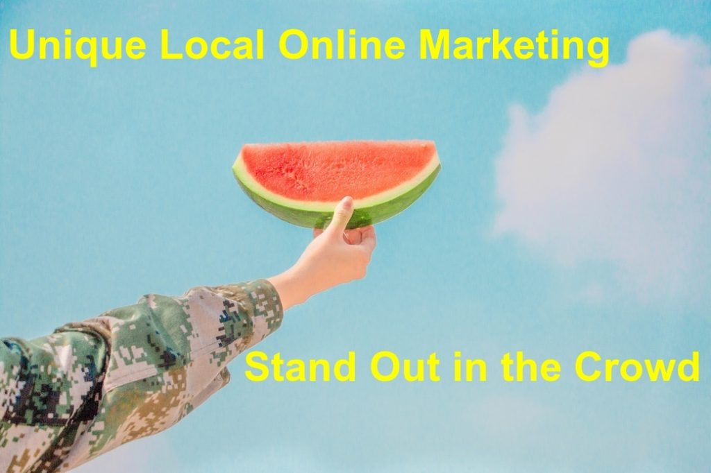 Unique Local Online Marketing