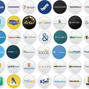business listing and distribution services
