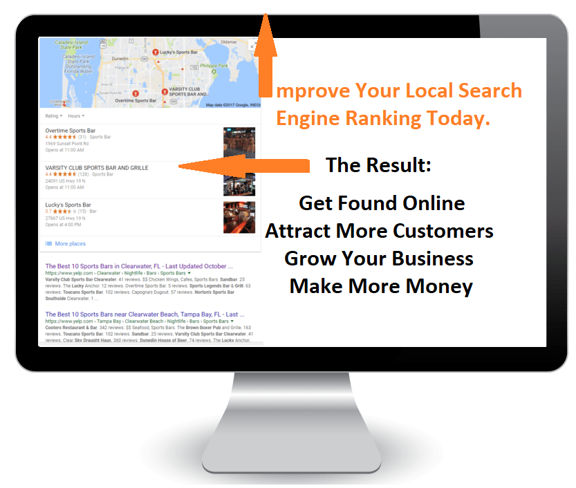 Improve Your Search Engine Ranking Today